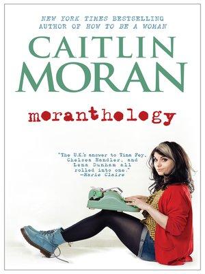 cover image of Moranthology