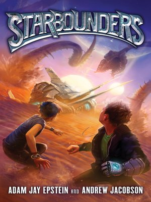 cover image of Starbounders
