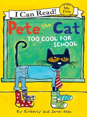 cover image of Too Cool for School