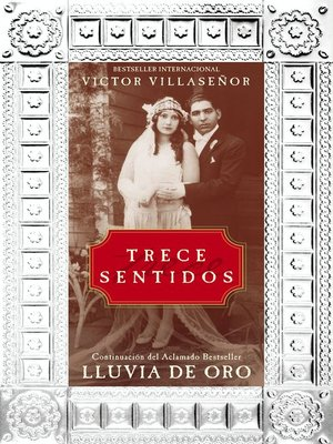 cover image of Trece Sentidos
