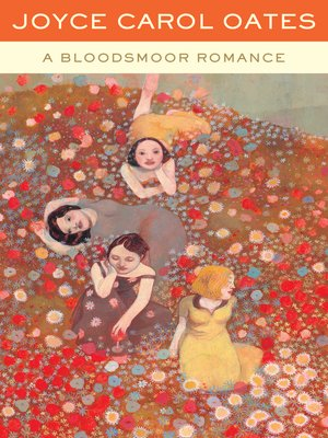 cover image of A Bloodsmoor Romance