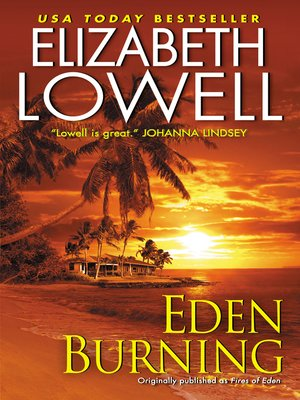 cover image of Eden Burning