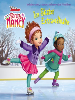 cover image of Ice Skater Extraordinaire