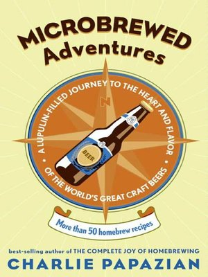cover image of Microbrewed Adventures