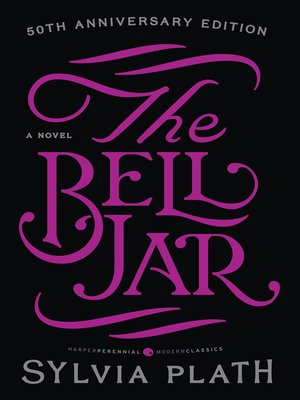 cover image of The Bell Jar