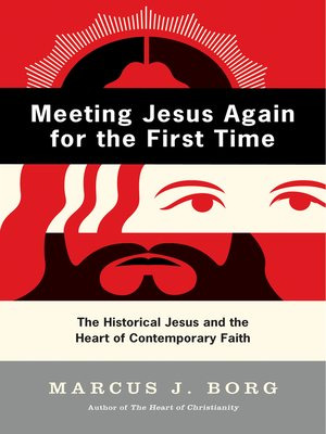 cover image of Meeting Jesus Again for the First Time