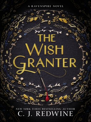 cover image of The Wish Granter
