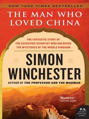 cover image of The Man Who Loved China