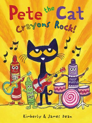 cover image of Crayons Rock!