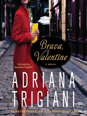 cover image of Brava, Valentine