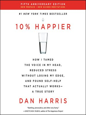 cover image of 10% Happier Revised Edition