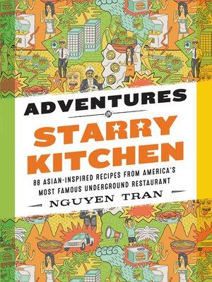 cover image of Adventures in Starry Kitchen
