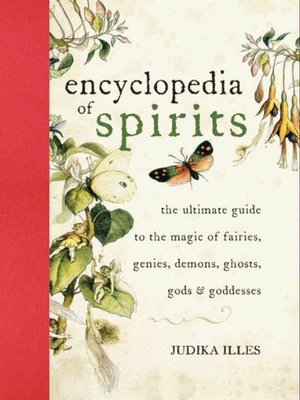 cover image of Encyclopedia of Spirits
