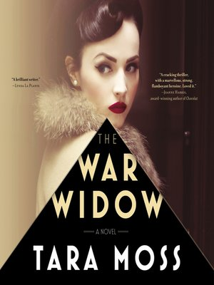 cover image of The War Widow