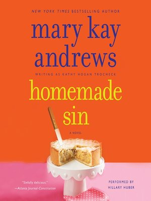 cover image of Homemade Sin