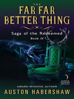cover image of The Far Far Better Thing