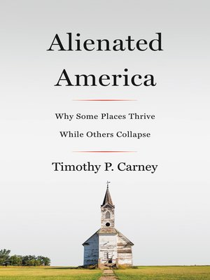cover image of Alienated America