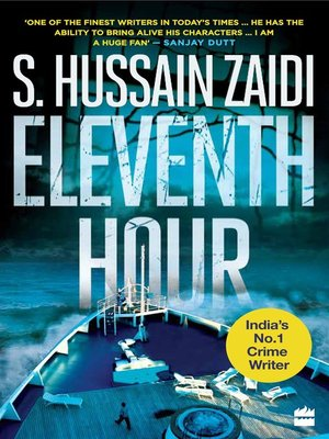cover image of Eleventh Hour