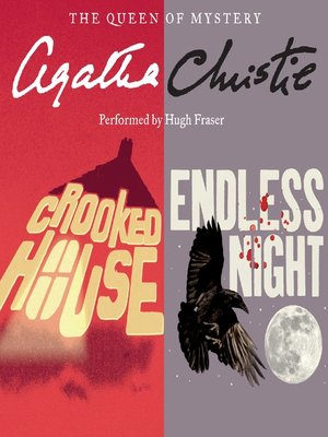 cover image of Crooked House & Endless Night