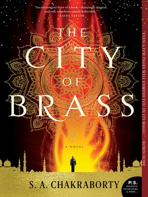 cover image of The City of Brass