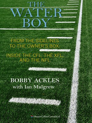 cover image of The Water Boy