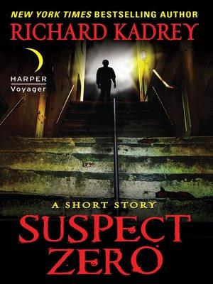 cover image of Suspect Zero