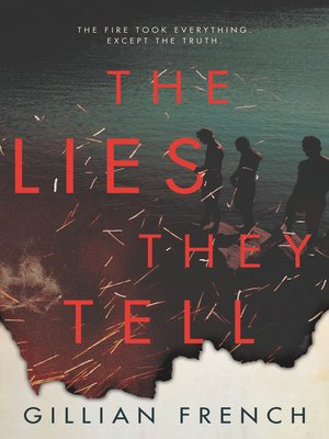 cover image of The Lies They Tell