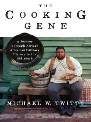 cover image of The Cooking Gene