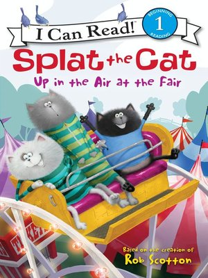 cover image of Up in the Air at the Fair
