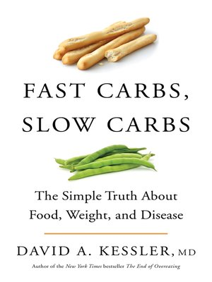 cover image of Fast Carbs, Slow Carbs