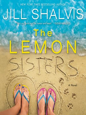 cover image of The Lemon Sisters