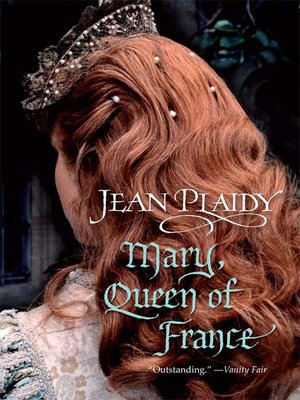 cover image of Mary, Queen of France