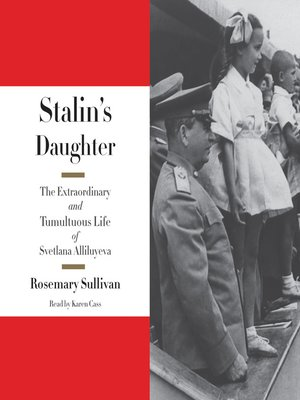 cover image of Stalin's Daughter