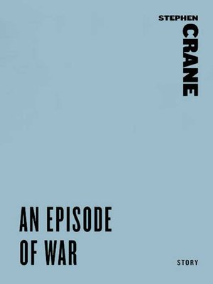 cover image of An Episode of War