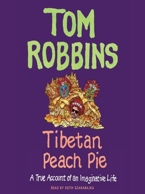 cover image of Tibetan Peach Pie