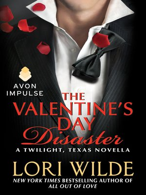 cover image of The Valentine's Day Disaster