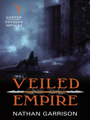 cover image of Veiled Empire