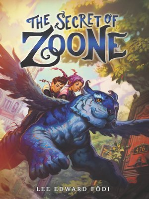 cover image of The Secret of Zoone
