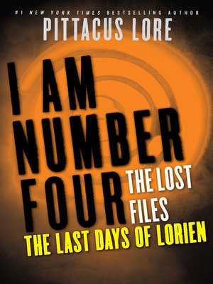 cover image of The Last Days of Lorien