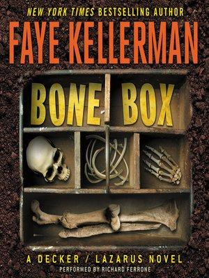 cover image of Bone Box