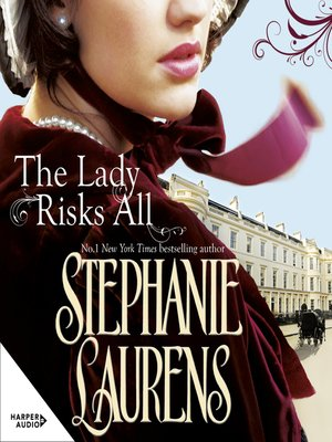 cover image of The Lady Risks All