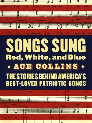cover image of Songs Sung Red, White, and Blue