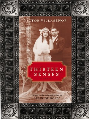 cover image of Thirteen Senses