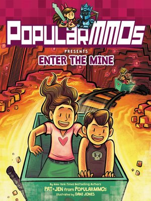 cover image of PopularMMOs Presents Enter the Mine