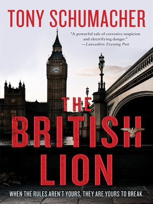 cover image of The British Lion