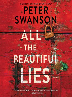 cover image of All the Beautiful Lies