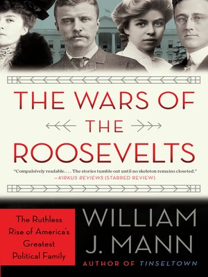 cover image of The Wars of the Roosevelts