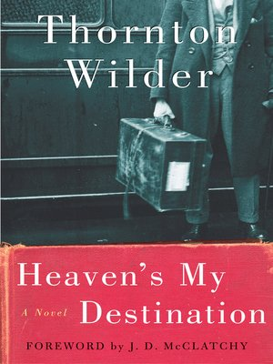 cover image of Heaven's My Destination