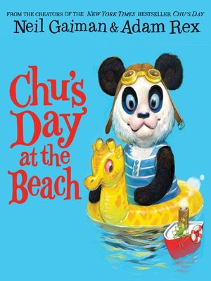 cover image of Chu's Day at the Beach