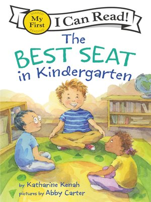 cover image of The Best Seat in Kindergarten